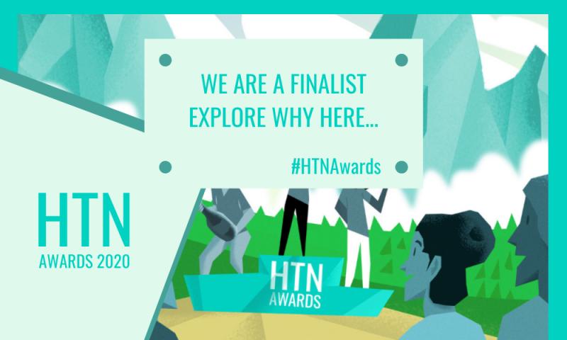RIVIAM is an HTN Awards 2020 Finalist